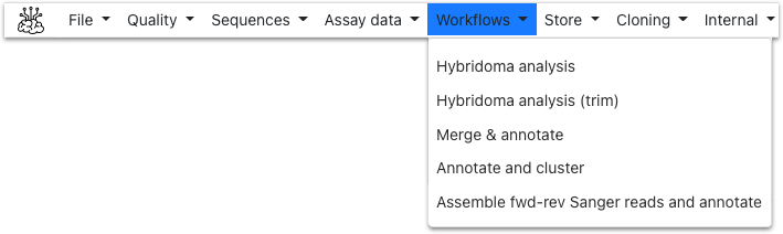 Make custom workflows and enable them for the entire team.